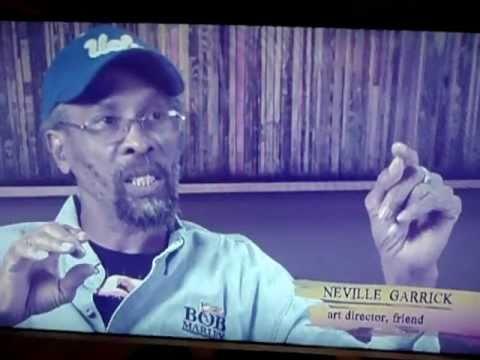 African Corner TV - Bob Marley Exhibition Grammy Museum Tour Down Town LA .AVI