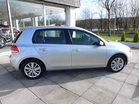 V.W Golf 1.6 TDi Bluemotion 5dr, Match specification