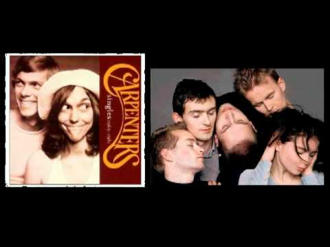 The Sugarcubes - Top Of The World (carpenters Cover) video