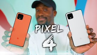 Pixel 4 Hands On - What You DIDN'T Know.