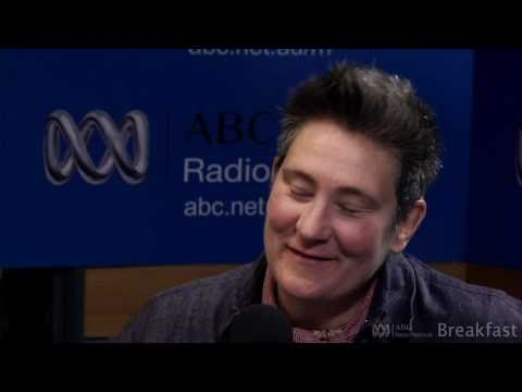 k.d. lang in Australia [HD] - ABC Radio National Breakfast