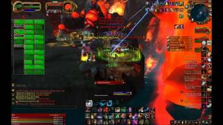 WoW Cata - How to Tank DS for Dummies! - Madness of Deathwing Normal
