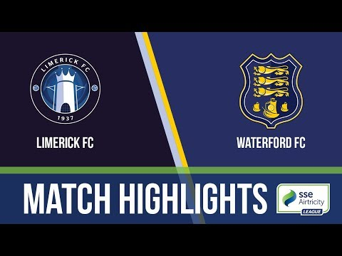 HIGHLIGHTS: Limerick FC 2-1 Waterford