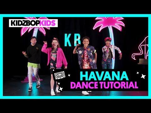 KIDZ BOP Kids - Havana (Dance Tutorial) [KIDZ BOP 37]