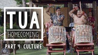 TUA | Homecoming - Part 4: Tua Tagovailoa and teammates take over Oahu's Polynesian Cultural Center