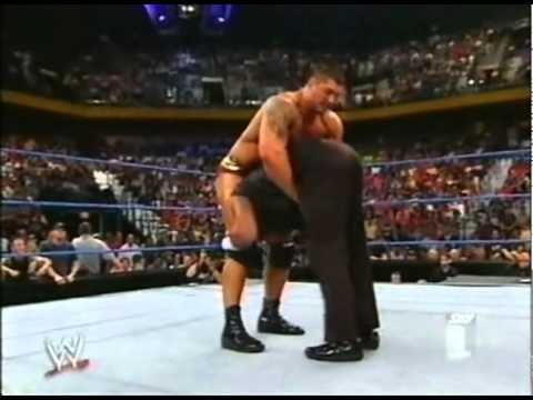 Batista's Batista Bomb is listed (or ranked) 19 on the list The Best Finishing Moves in Wrestling History