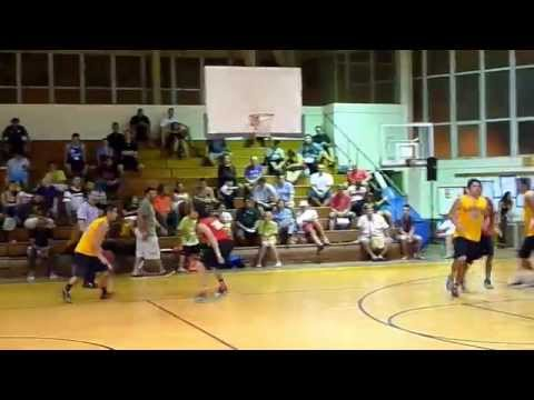 Hawaii Basketball Summer League - Solar vs Wealth  2nd Half  7-12-14