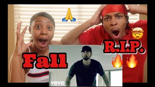 Eminem - Fall Reaction!🔥