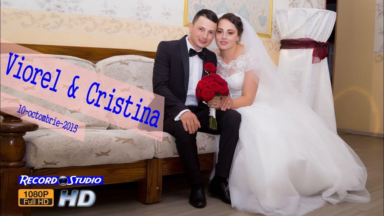 Clip Nunta Viorel & Cristina - Tg. Jiu 10-10-2015 [ RECORD STUDIO ]