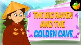 The Big Raven and the Golden Cave | World Folktales In English | MagicBox English Stories