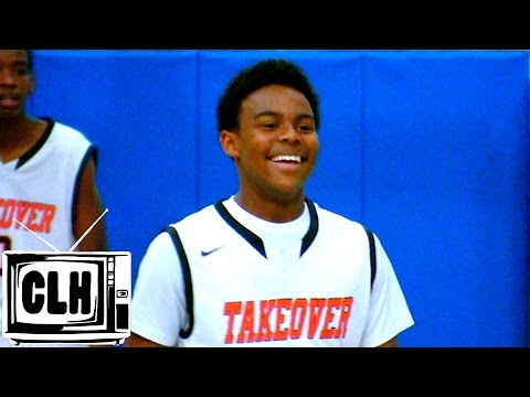 Donovann Toatley Has Nasty Vision And Handles - Class Of 2018 Basketball video