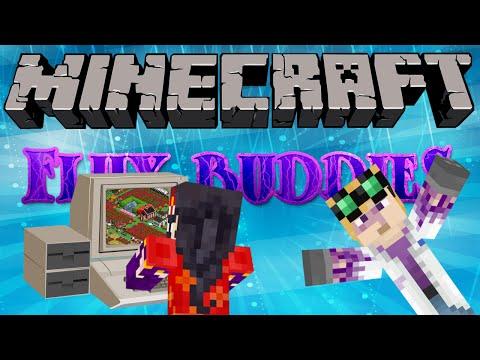 Minecraft - Flux Buddies #107 - Not Even Farmville (yogscast Complete Mod Pack) video