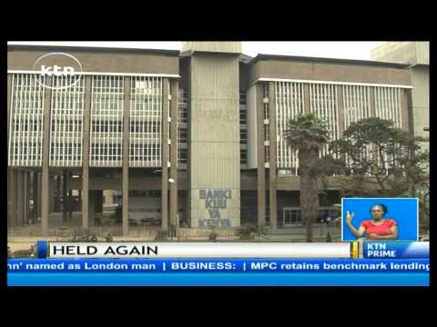 CBK keeps its key lending rate unchanged at 8.50 percent