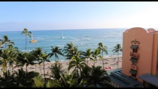 Honolulu 2018 Waikiki Beach The Royal Hawaiian