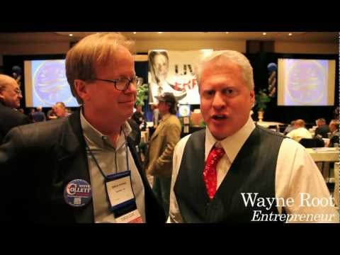 Wayne Allen Root Endorses Steve Collett for Congress