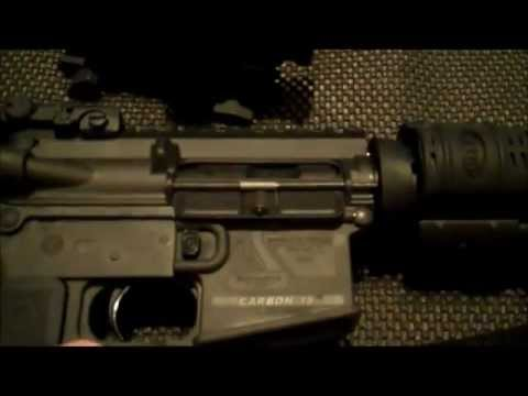 Bushmaster Carbon 15 Semi review and shoutout
