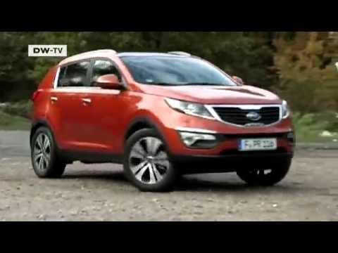 im test: Kia Sportage   motor mobil
