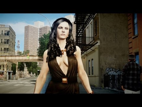 GTA 4 Mod - Resident Evil Excella
