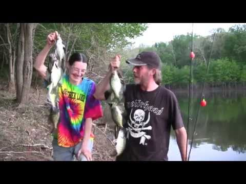 Mothers Day Spring Crappie Fishing