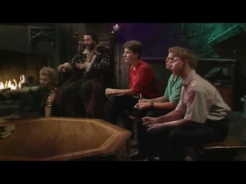 Knightmare: Welsh contestants make wrong move
