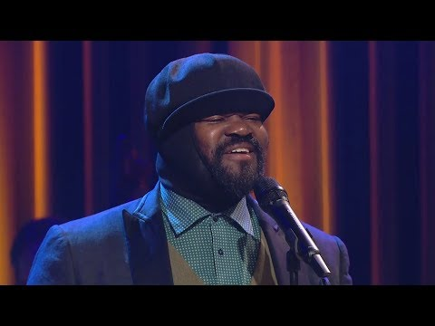 Smile - Gregory Porter and the RTÉ Concert Orchestra | The Late Late Show | RTÉ One