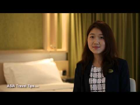 Eaton Hotel Hong Kong Interview with Environmental Officer - HD