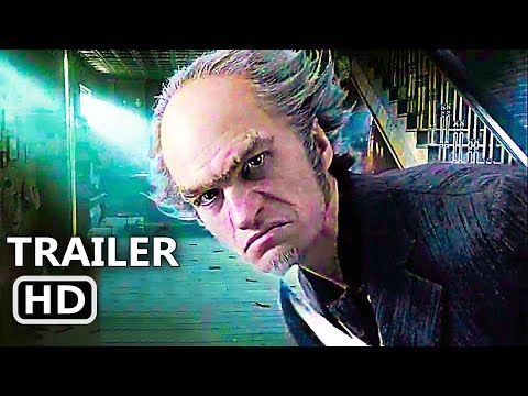 A SERIES OF UNFORTUNATE EVENTS Season 2 Trailer (2018) Netflix TV Show HD