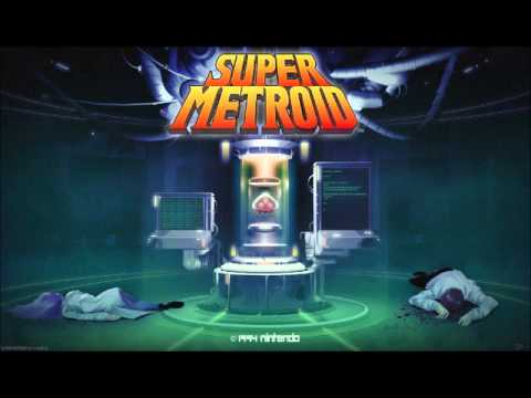 Super Metroid   Upper Brinstar Green Vegetation Remix 1