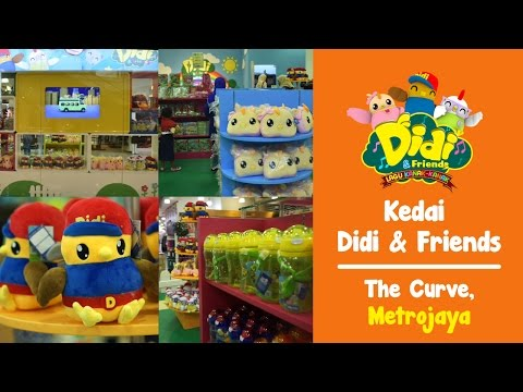download lagu Kedai Didi & Friends  The Curve, Metrojaya gratis