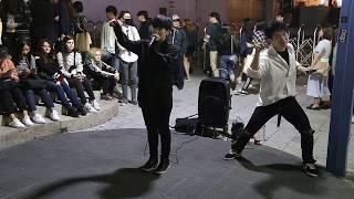 JHKTV]홍대댄스 디오비hong dae k-pop dance dob introduce