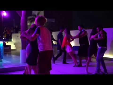 00135 ZoukMX 2016 Pre party Several TBT ~ video by Zouk Soul