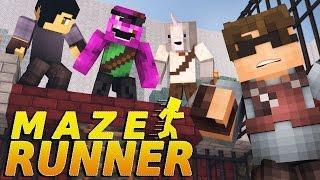 """Minecraft MAZE RUNNER! - """"Welcome to the Maze"""" #1(Minecraft Roleplay)"""
