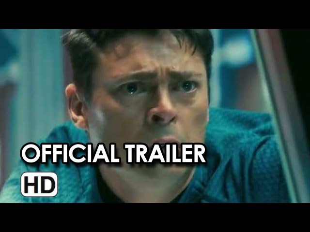 Star Trek Into Darkness Final Trailer (2013) - J.J. Abrams Movie HD