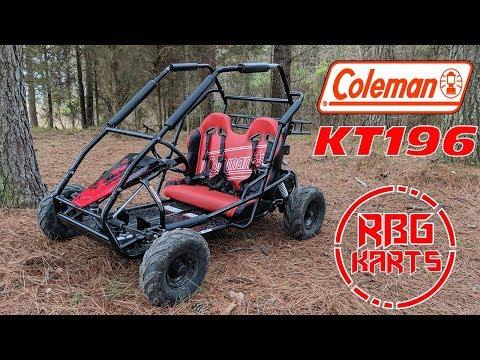 Coleman KT196 Review