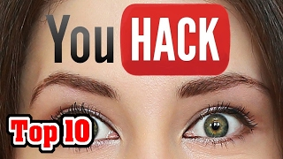 Top 10 HIDDEN YouTube SECRETS