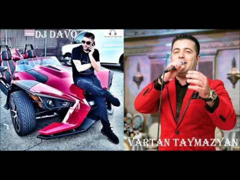 DJ DAVO feat. Vartan Taymazyan - Kez Hamar //New 2017//