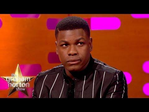 John Boyega Was Dumped Because of Star Wars   The Graham Norton Show