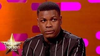 John Boyega Was Dumped Because of Star Wars   The Graham Norton Show by : The Graham Norton Show