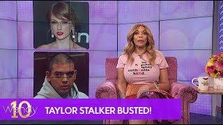 Taylor Swift's Stalker Arrested...Again