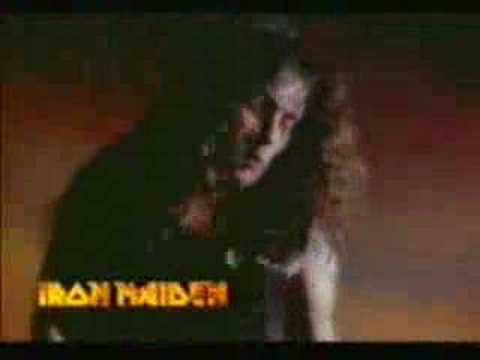 Iron Maiden - Edward the Great Comercial