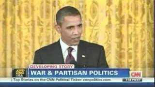 Ron Paul slams Obama on CNN