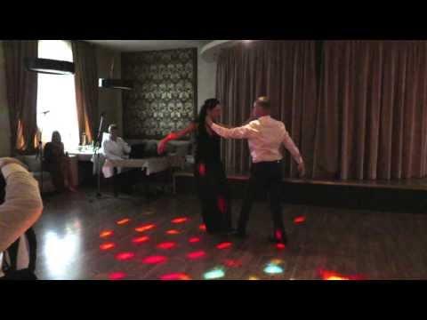 Видео свадебного танго