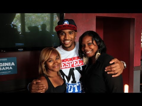 Trey Songz: Gotta Vote - OFA Virginia