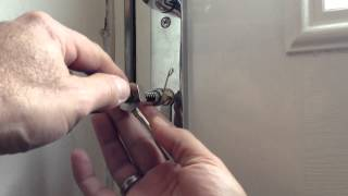 Garrison Mul t lock and  dedicated pick