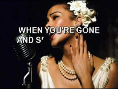 Billie Holiday   God Bless The Child