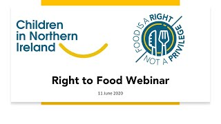 Right to Food Seminar - June 2020