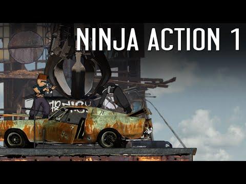 Ниндзя в деле / Ninja Action