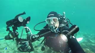 Jaunt Master Cob 8000 underwater test