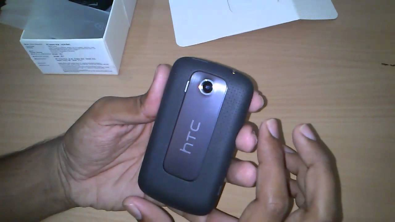 HTC Explorer Unboxing and Review Part 1