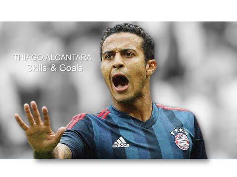 Thiago Alcantara ● Hold Up ● Skills & Goals ||HD||